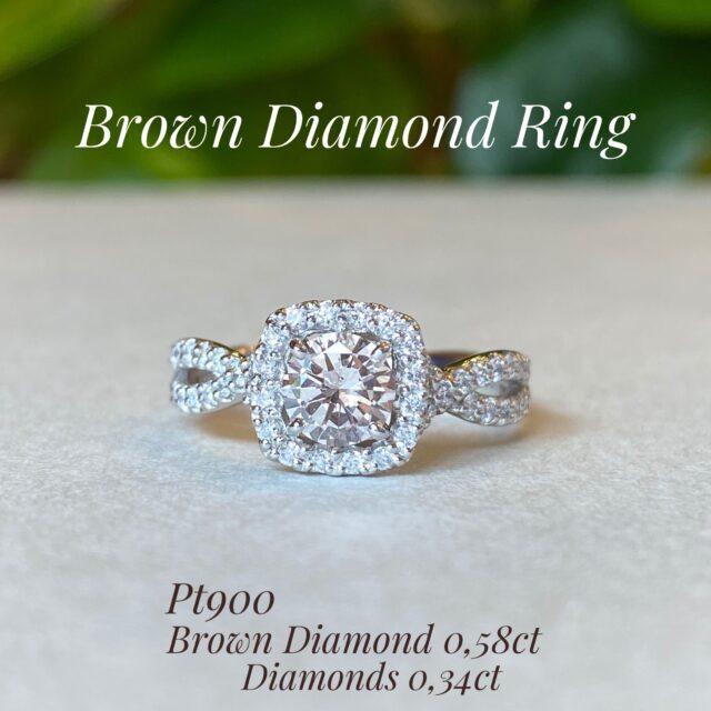 ブラウンダイヤモンドその2♪